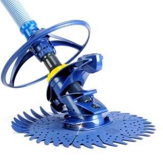 T3 Robotic Pool Cleaner Blue SKU: ZO-SU-T3-WC205
