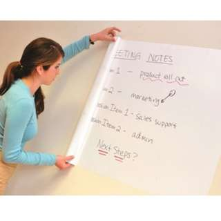 Magnetic Static Whiteboard 6 Sheets