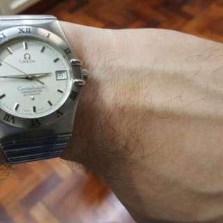 Omega Watch (Constellation)