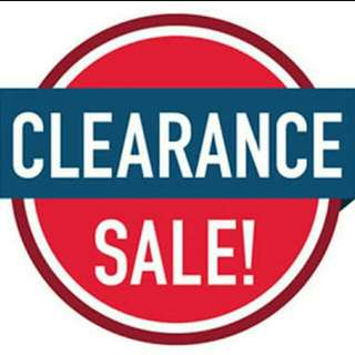 Korean Products Clearance Sale