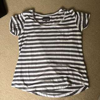 General Issue Striped T-shirt