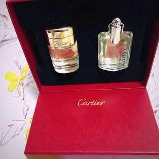 Cartier 特別版香精套裝