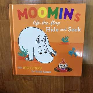 Moomin's Lift the Flap Story Book