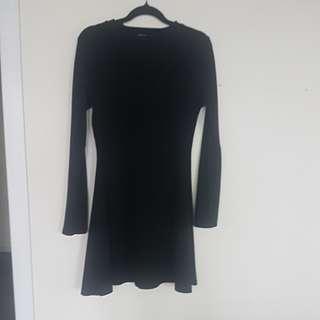 Black dresse size 12