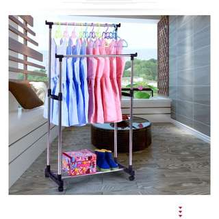 Clothes Drying Rack - Wardrobe