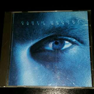 Garth Brooks Fresh Horses CD