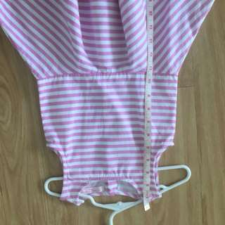 Gingersnaps pink baby dress