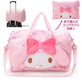 Sanrio Foldable Travel Bag