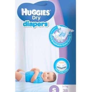 Huggies diaper small