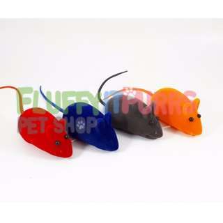 Squeaky Mouse Dog/ Cat Toy 4pcs