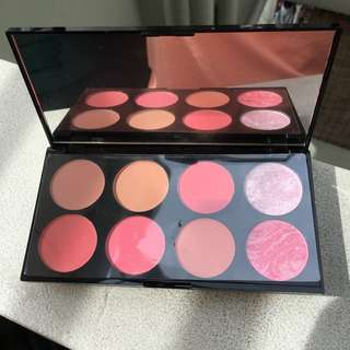 Revolution MakeUp London Blush Palette
