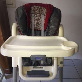 REPRICE!!! PL Graco High Chair