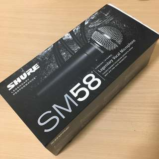 BNIP Shure SM58 Microphone