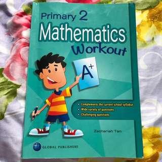 Primary 2 Mathematics Workout