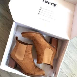 Brown Boots (lipstik)