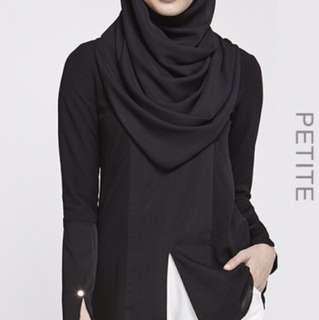 Panelled V-neck blouse by Love To Dress