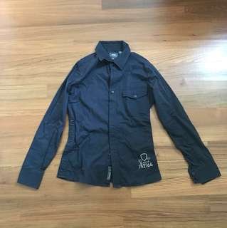 GStar black shirt