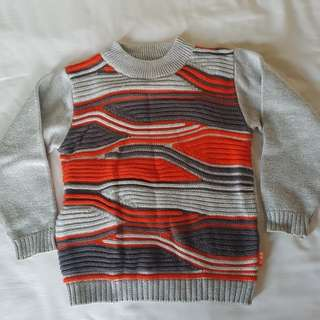 Winter Sweater For Boys Age 7 Year Old