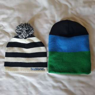 Winter Beanie Age 10-12 Year Old