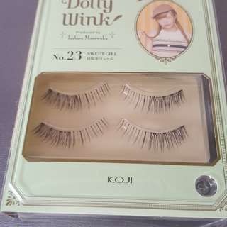 Dollywink No.23 Eyelashes