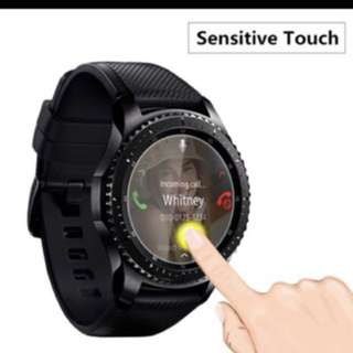 Samsung Gear S3 Protective Glass