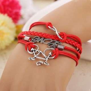 BFF bracelet Red