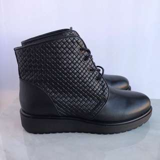 New Barbara Barbieri Italy Leather Boots