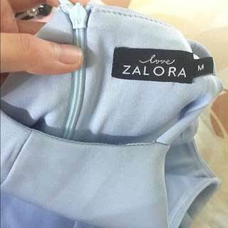 [INCPOS] Zalora Halter Dress