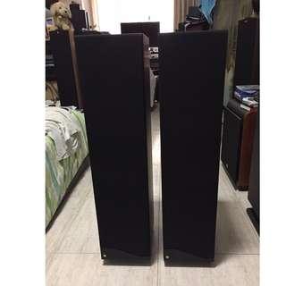 KEF Coda 10 Floorstanding Speakers, Made in U.K (8 Ohms, 150Watts)