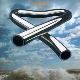 Mike Oldfield - Tubular Bells Black Vinyl Record