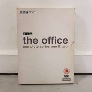The Office - Complete Series 1-2 DVD Box Set
