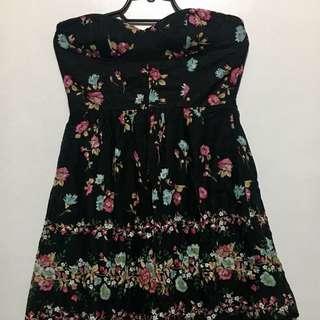 21 Floral Tube Dress