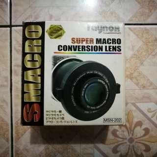 Raynox MSN-202 Super Macro Conversation Lens