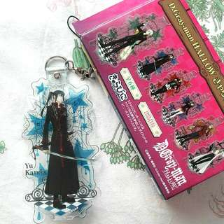 D. Gray Man Anime Vinyl Strap: Kanda Yu