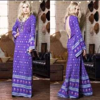 Spell maxi dress