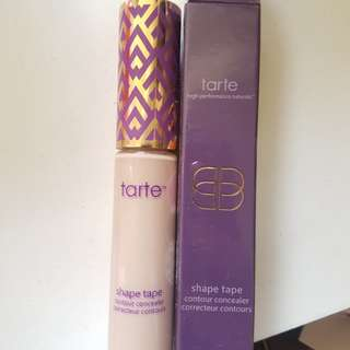 Tarte Shape Tape concealer Light genuine
