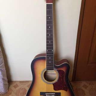 Fender Classic Acoustic Guitar with Pick Up