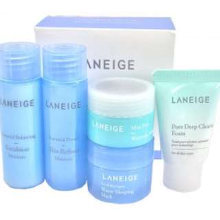 LANEIGE ANTI POLLUTION TRIAL KIT