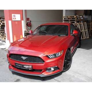 Ford Mustang 2.3 Auto Ecoboost