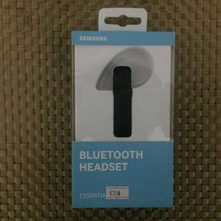 Samsung Bluetooth earphone/ handfree (new) Best accessory for drivers (not Sony/Panasonic)