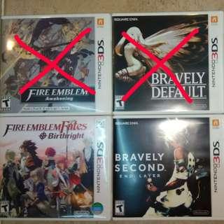 Cheap 3DS Games!!