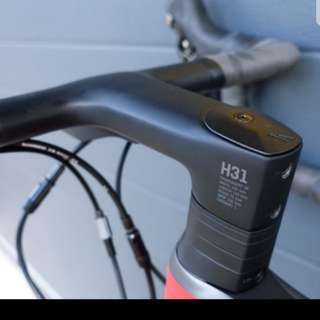 Canyon H31 integrated drop bar