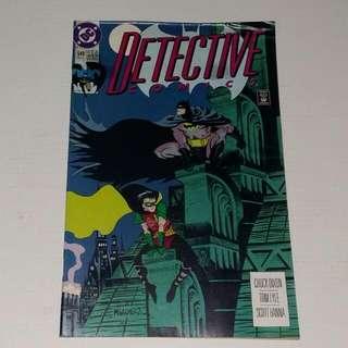 DC Detective Comics Batman