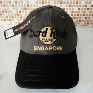 Topi Baseball Hard Rock Cafe SINGAPORE