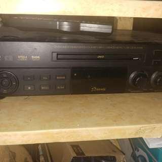 KVision K-8002 Videoke/DVD Player