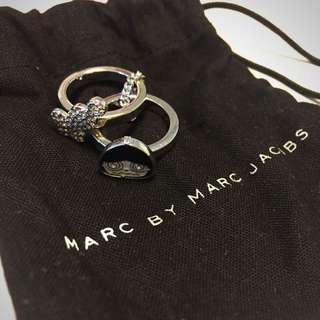 Marc By Marc Jacobs Miss Marc & Little mouse Double Ring🌟