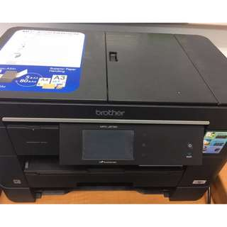 BROTHER Printer MFC- J2720 (Wifi Enable) *USED