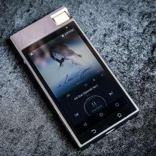 全新 Cayin N5ii 第二代 DAP 播放器 支援 2.5mm 平衡 WiFi 無線藍牙 Android MOOV Spotify