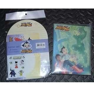 Astro Boy Stationary + Astro Boy 4R Photo Album
