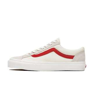 WTB VANS MARSHMALLOW RED